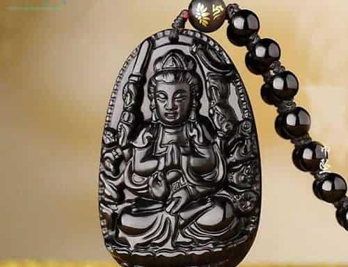 Dây Chuyền Mặt Phật Bản Mệnh Tuổi Tý