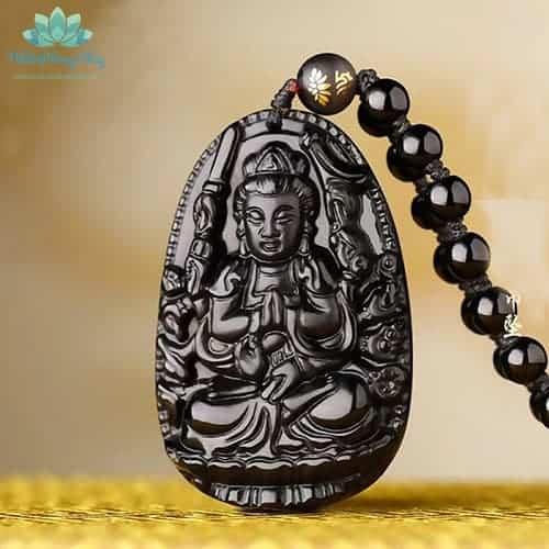mặt dây chuyền Phật bản mệnh Thiên Thủ Thiên Nhãn