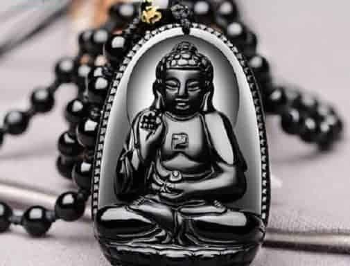 Dây Chuyền Mặt Phật Bản Mệnh Tuổi Tuất, Hợi