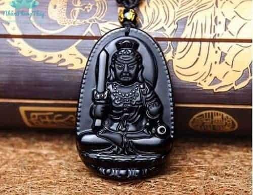Dây Chuyền Mặt Phật Bản Mệnh Tuổi Dậu