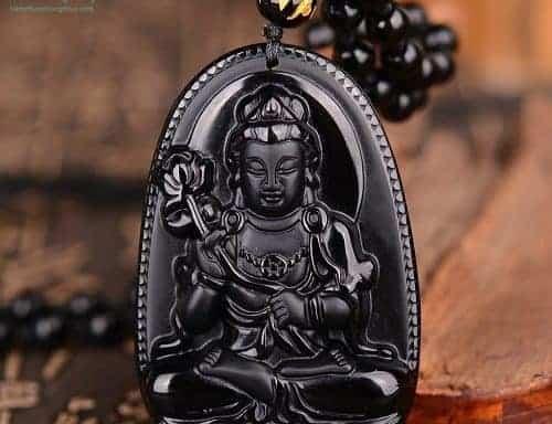 Dây Chuyền Mặt Phật Bản Mệnh Tuổi Ngọ