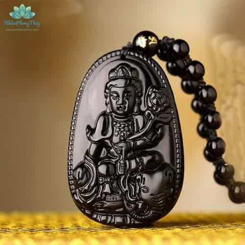 mặt dây chuyền Phật bản mệnh Phổ hiền Bồ Tát