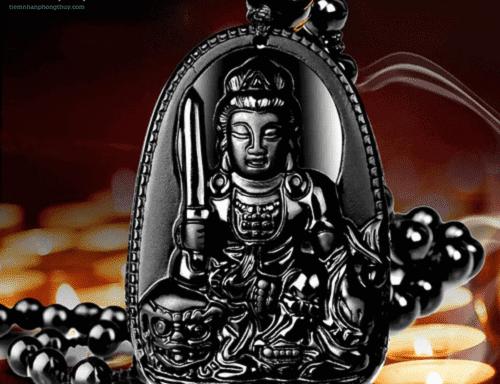 Dây Chuyền Mặt Phật Bản Mệnh Tuổi Mão